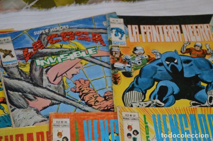 Cómics: 10 Ejemplares - Volúmenes / Personajes variados / VERTICE - MUNDI COMICS - ¡Mira fotos! -- Lote 04 - Foto 4 - 278471488