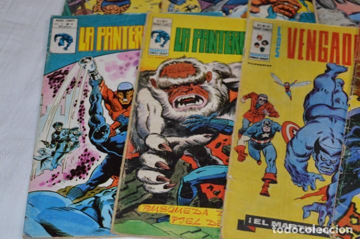 Cómics: 10 Ejemplares - Volúmenes / Personajes variados / VERTICE - MUNDI COMICS - ¡Mira fotos! -- Lote 04 - Foto 5 - 278471488