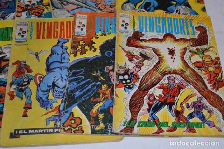 Cómics: 10 Ejemplares - Volúmenes / Personajes variados / VERTICE - MUNDI COMICS - ¡Mira fotos! -- Lote 04 - Foto 6 - 278471488