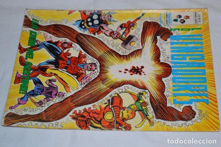 Cómics: 10 Ejemplares - Volúmenes / Personajes variados / VERTICE - MUNDI COMICS - ¡Mira fotos! -- Lote 04 - Foto 7 - 278471488