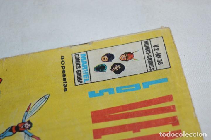 Cómics: 10 Ejemplares - Volúmenes / Personajes variados / VERTICE - MUNDI COMICS - ¡Mira fotos! -- Lote 04 - Foto 14 - 278471488