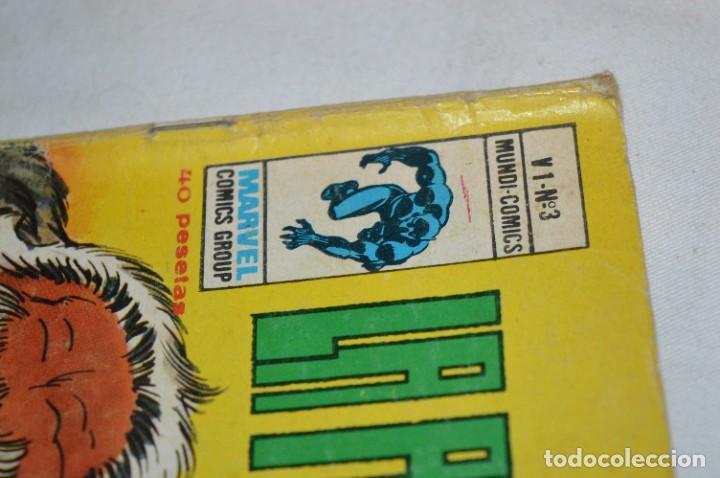 Cómics: 10 Ejemplares - Volúmenes / Personajes variados / VERTICE - MUNDI COMICS - ¡Mira fotos! -- Lote 04 - Foto 17 - 278471488