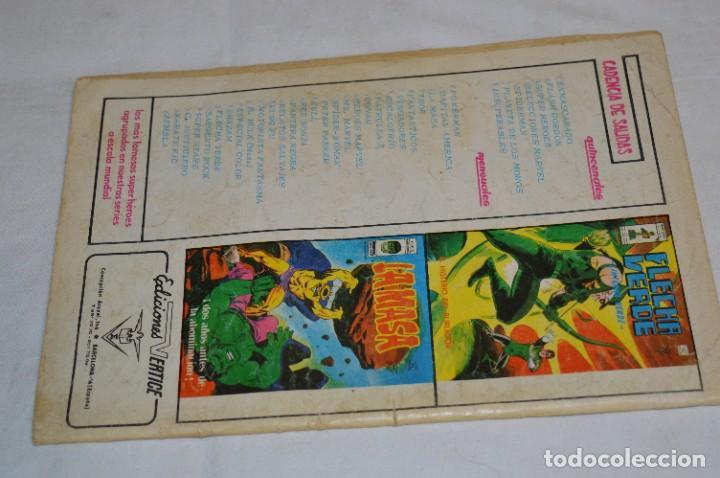 Cómics: 10 Ejemplares - Volúmenes / Personajes variados / VERTICE - MUNDI COMICS - ¡Mira fotos! -- Lote 04 - Foto 18 - 278471488