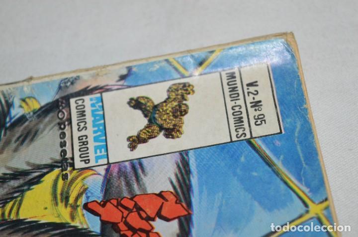 Cómics: 10 Ejemplares - Volúmenes / Personajes variados / VERTICE - MUNDI COMICS - ¡Mira fotos! -- Lote 04 - Foto 26 - 278471488