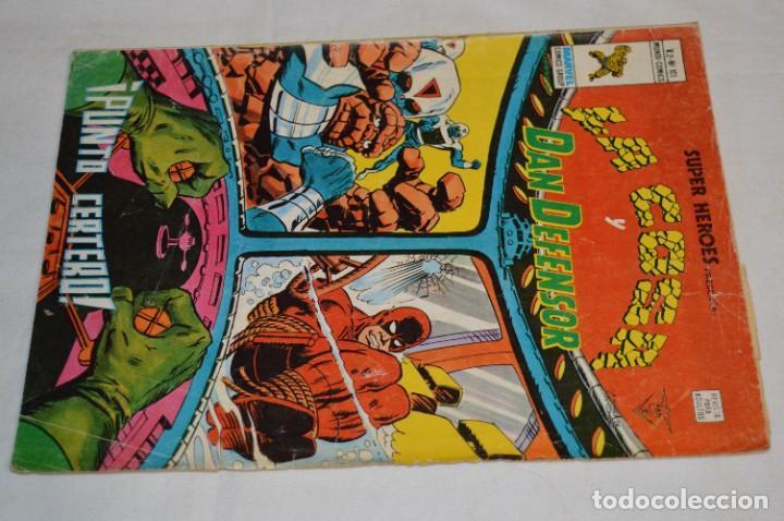 Cómics: 10 Ejemplares - Volúmenes / Personajes variados / VERTICE - MUNDI COMICS - ¡Mira fotos! -- Lote 04 - Foto 28 - 278471488