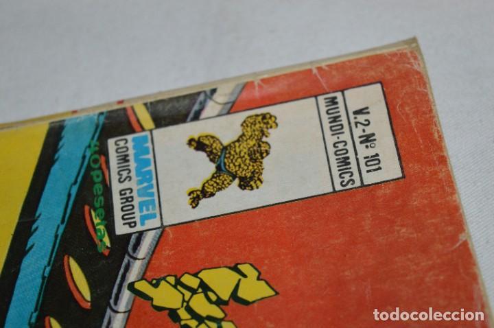 Cómics: 10 Ejemplares - Volúmenes / Personajes variados / VERTICE - MUNDI COMICS - ¡Mira fotos! -- Lote 04 - Foto 29 - 278471488
