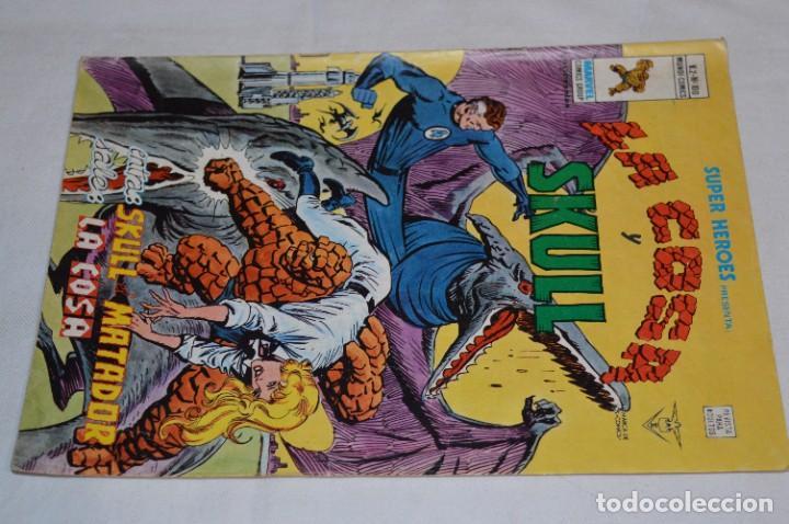 Cómics: 10 Ejemplares - Volúmenes / Personajes variados / VERTICE - MUNDI COMICS - ¡Mira fotos! -- Lote 04 - Foto 31 - 278471488