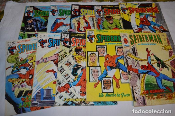 10 EJEMPLARES VARIADOS - SPIDER-MAN / VOLUMEN 3 / VERTICE - MUNDI COMICS - ¡MIRA FOTOS! (Tebeos y Comics - Vértice - V.3)