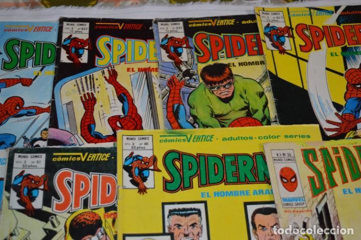 Cómics: 10 Ejemplares variados - SPIDER-MAN / Volumen 3 / VERTICE - MUNDI COMICS - ¡Mira fotos! - Foto 3 - 278472833