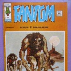 Cómics: FANTOM Nº 13 VERTICE VOL. 2 ¡¡¡¡MUY BUEN ESTADO !!!!!. Lote 278488648