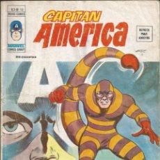 Cómics: CAPITÁN AMÉRICA V3 Nº 12 LA PICADURA DE 'EL ESCORPIÓN'. VÉRTICE 1974. Lote 278496373
