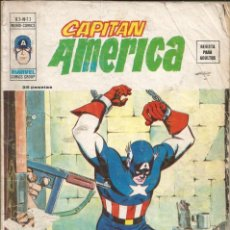 Cómics: CAPITÁN AMÉRICA V3 Nº 13 EL DESTINO DE 'EL HALCÓN'. VÉRTICE 1974. Lote 278496628