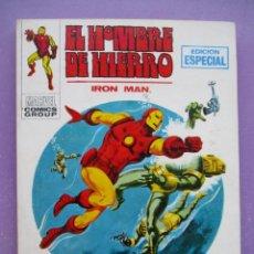 Cómics: EL HOMBRE DE HIERRO Nº 19 VERTICE TACO ¡¡¡¡ MUY BUEN ESTADO !!!!!. Lote 278497143