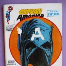 Cómics: CAPITAN AMERICA Nº 4 VERTICE TACO ¡¡¡¡ MUY BUEN ESTADO !!!!!. Lote 278500778