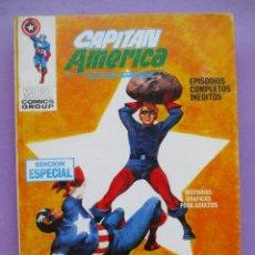 Cómics: CAPITAN AMERICA Nº 14 VERTICE TACO ¡¡¡¡ MUY BUEN ESTADO !!!!!. Lote 278501123