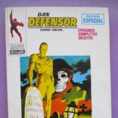 Cómics: DAN DEFENSOR Nº 22 VERTICE TACO ¡¡¡¡ CASI EXCELENTE ESTADO !!!!!. Lote 278503648