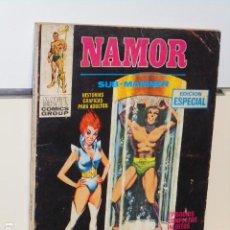 Cómics: NAMOR VOL. 1 Nº 14 EL TRIUNFO DE ATTUMA MARVEL - VERTICE TACO. Lote 278513478