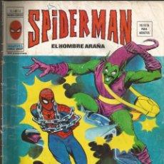 Cómics: SPIDERMAN V3. Nº 14. DEVOLVEDME MI DUENDECILLO VÉRTICE 1979. Lote 278546513