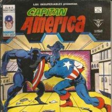 Cómics: CAPITÁN AMÉRICA V3 Nº 19 HABER RENACIDO. VÉRTICE 1974. Lote 278546633
