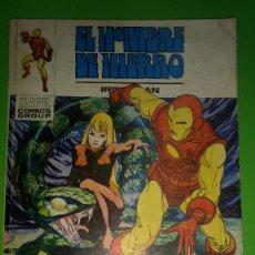 Cómics: EL HOMBRE DE HIERRO VOL.1 Nº 26 VÉRTICE AÑO 70 1º EDICION DE 25 PTAS. Lote 278564358