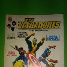 Cómics: LOS VENGADORES VOL.1 Nº 16 VÉRTICE AÑO 70 BUENA CONSERVACION 1º EDICION DE 25 PTAS. Lote 278566048
