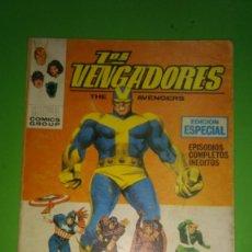 Cómics: LOS VENGADORES VOL.1 Nº 12 VÉRTICE AÑO 70 BIEN CONSERVADO 1º EDICION DE 25 PTAS. Lote 278567333