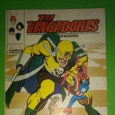 Cómics: LOS VENGADORES VOL.1 Nº 50 VÉRTICE AÑO 70 BIEN CONSERVADO 1º EDICION DE 30 PTAS. Lote 278567608