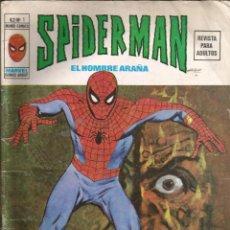 Cómics: SPIDERMAN V2. Nº 1. UN TERRIBLE ENEMIGO. ESO. EL ICEBERG VÉRTICE 1974. Lote 278642868