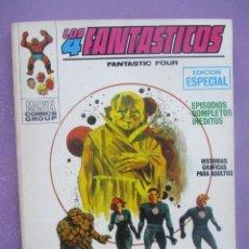 Cómics: LOS 4 FANTASTICOS Nº 14 VERTICE TACO ¡¡¡¡ EXCELENTE ESTADO !!!!!. Lote 279472363