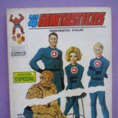 Cómics: LOS 4 FANTASTICOS Nº 5 VERTICE TACO ¡¡¡¡ MUY BUEN ESTADO !!!!!. Lote 279472713