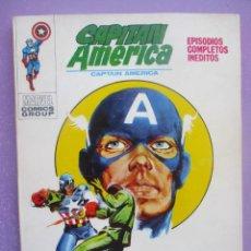 Cómics: CAPITAN AMERICA Nº 23 VERTICE TACO ¡¡¡¡ MUY BUEN ESTADO !!!!!. Lote 279473328