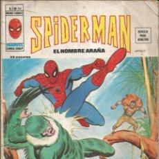 Cómics: SPIDERMAN V3. Nº 24. LAS ALAS DEL BUITRE VÉRTICE 1979. Lote 279501058