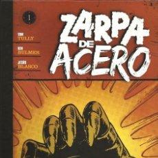 Comics : ZARPA DE ACERO. JESUS BLASCO. COLECCION COMPLETA: 5 TOMOS TAPA DURA GRAN FORMATO. EDITORIAL PLANETA. Lote 280218108