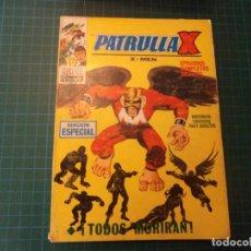 Cómics: PATRULLA X. N°8.VERTICE. COMPLETO. ES EL DE LA FOTO.. Lote 280833418