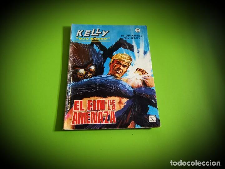 KELLY OJO MAGICO. Nº 15 -VERTICE GRAPA-BUEN ESTADO (C1) (Tebeos y Comics - Vértice - Grapa)