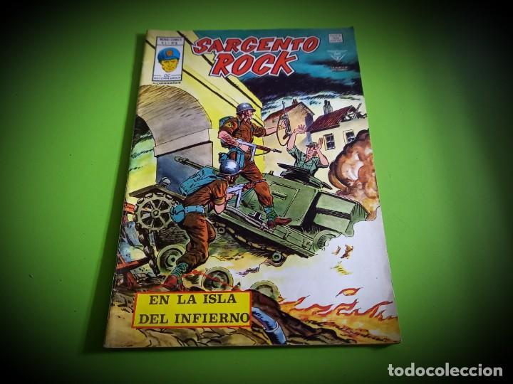 SARGENTO ROCK Nº 8 -V1 VERTICE - MUY BUEN ESTADO C1 (Tebeos y Comics - Vértice - V.1)