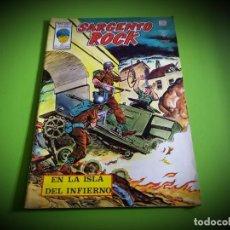Cómics: SARGENTO ROCK Nº 8 -V1 VERTICE - MUY BUEN ESTADO C1. Lote 280843943