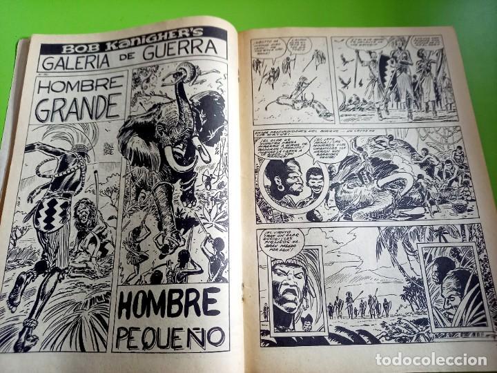 Cómics: SARGENTO ROCK Nº 8 -V1 VERTICE - MUY BUEN ESTADO C1 - Foto 2 - 280843943