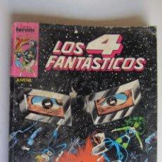 Comics: LOS 4 FANTASTICOS RETAPADO NºS 51 52 53 54 55 FORUM ET. Lote 281781408
