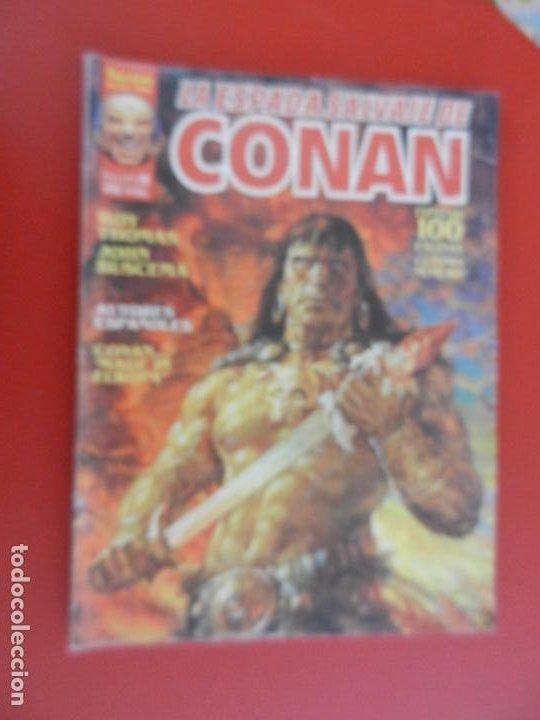 LA ESPADA SALVAJE DE CONAN VOL. 2 - Nº 10. ESPECIAL ÚLTIMO NÚMERO (Tebeos y Comics - Vértice - Conan)