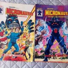 Cómics: MICRONAUTAS COMPLETA 4 NÚMEROS MUNDICOMICS VERTICE.. Lote 283200278