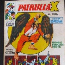 """Cómics: PATRULLA X (1969, VERTICE) 12 · VI-1970 · VUELVE """"EL MÍMICO"""". Lote 283209988"""
