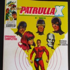 Cómics: PATRULLA X (1969, VERTICE) 4 · X-1969 · UNUS EL INTOCABLE. Lote 283210493