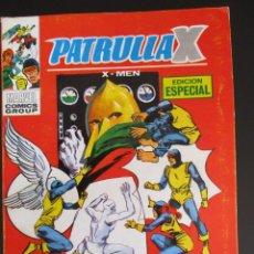 Cómics: PATRULLA X (1969, VERTICE) 9 · III-1970 · CONTRA DOMINUS Y LUCIFER. Lote 283214373