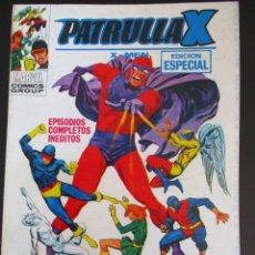 Cómics: PATRULLA X (1969, VERTICE) 25 · VII-1971 · LUCHA DE MUTANTES. Lote 283214768