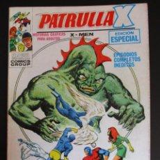 Cómics: PATRULLA X (1969, VERTICE) 30 · XII-1971 · EL RETORNO DEL PROFESOR-X. Lote 283219233