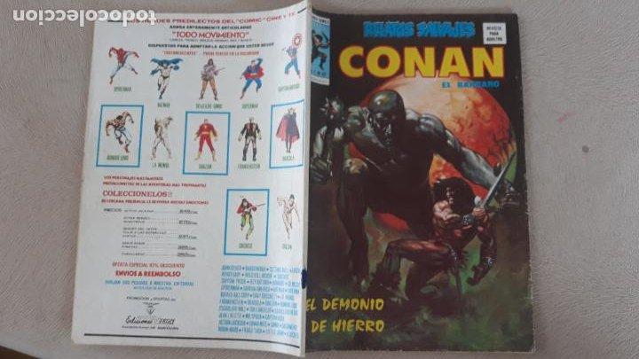 RELATOS SALVAJES VERTICE Nº 42 CONAN (Tebeos y Comics - Vértice - Relatos Salvajes)