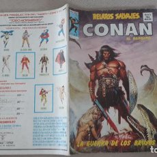 Cómics: RELATOS SALVAJES VERTICE Nº 47 CONAN. Lote 283252703