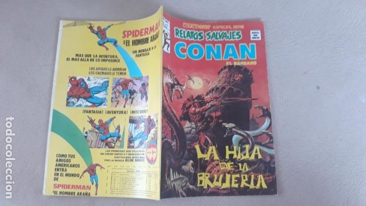 RELATOS SALVAJES VERTICE Nº 67 CONAN (Tebeos y Comics - Vértice - Relatos Salvajes)