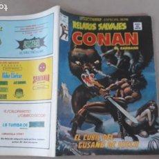 Cómics: RELATOS SALVAJES VERTICE Nº 74 CONAN. Lote 283252838